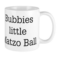 Bubbies Matzo Ball Mug