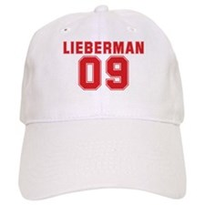 LIEBERMAN 09 Baseball Cap