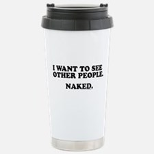 See Other People Travel Mug