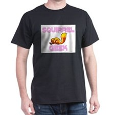 Squirrel Geek T-Shirt