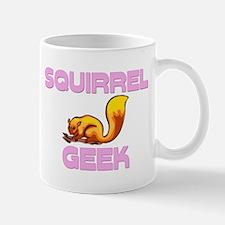 Squirrel Geek Mug