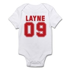 LAYNE 09 Infant Bodysuit