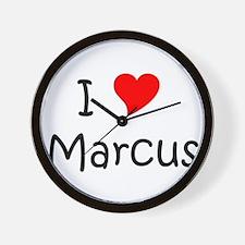 Funny Marcus Wall Clock