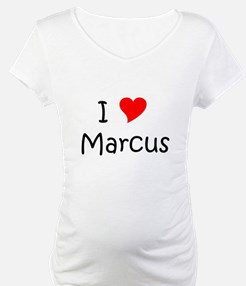 Cute I love marcus Shirt