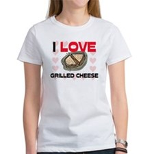 I Love Grilled Cheese Tee