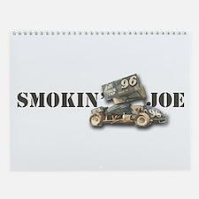 Smokin' Joe Wall Calendar