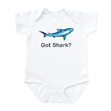 Got Shark Infant Bodysuit