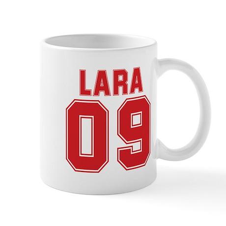 LARA 09 Mug