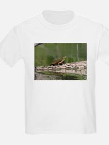 Turtle, Kids T-Shirt