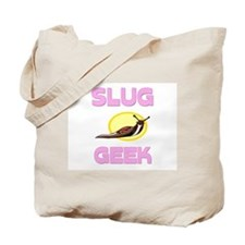 Slug Geek Tote Bag