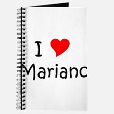 Funny Mariano Journal