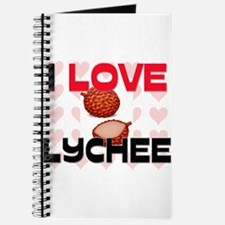 I Love Lychee Journal