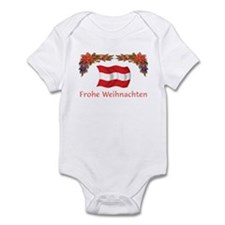Austria Frohe...2 Infant Bodysuit