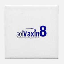 solVaxin8 Tile Coaster