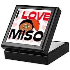 I Love Miso Keepsake Box