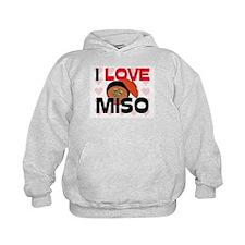 I Love Miso Hoodie