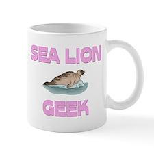 Sea Lion Geek Mug