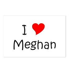 Funny Meghan Postcards (Package of 8)