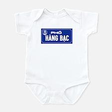 Hang Bac Street, Vietnam Infant Bodysuit