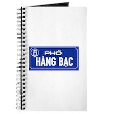 Hang Bac Street, Vietnam Journal