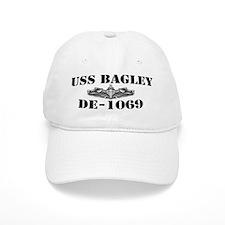 USS BAGLEY Cap