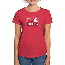 Toilets, UAE Tee