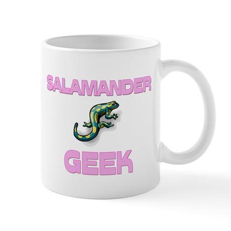 Salamander Geek Mug