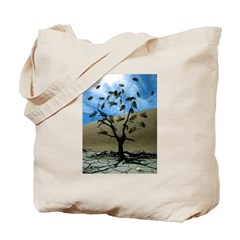 Tree of life - Wastelands Tote Bag