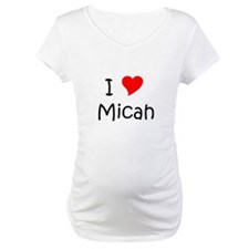Cute Micah Shirt