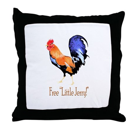 Free little Jerry Throw Pillow
