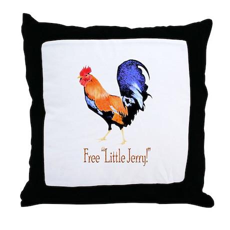 Free little Jerry Throw Pillow