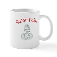Sarah Palin GILF Mug