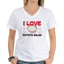 I Love Potato Salad Shirt