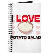 I Love Potato Salad Journal