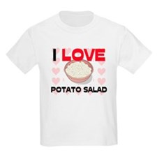 I Love Potato Salad T-Shirt