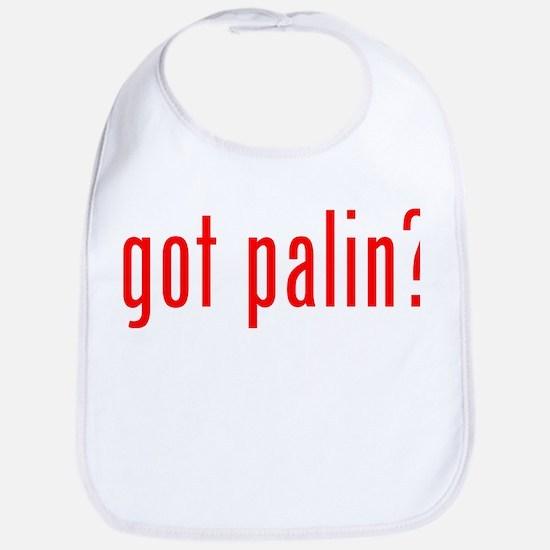 got palin? Bib