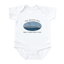 Mighty Mac Infant Bodysuit