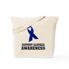 Alopecia Awareness Tote Bag