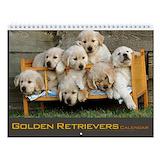 Golden retriever Calendars