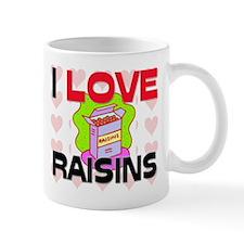 I Love Rainbow Trout Mug