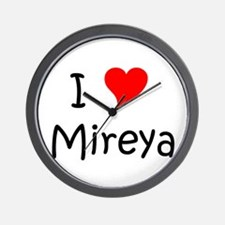 Cool Mireya Wall Clock