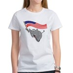 Republican Elephant Women's T-Shirt