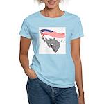 Republican Elephant Women's Light T-Shirt
