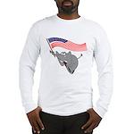 Republican Elephant Long Sleeve T-Shirt