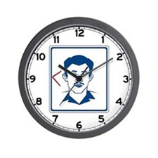 Men's Toilet, Thailand Wall Clock