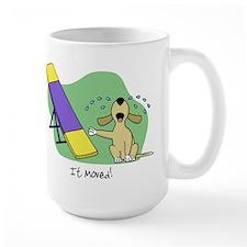 See-Saw Agility Dog Mug