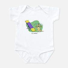 See-Saw Agility Dog Infant Bodysuit