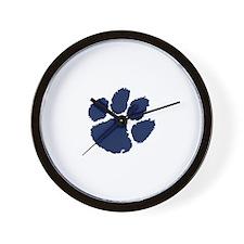 Cute Cougar Wall Clock