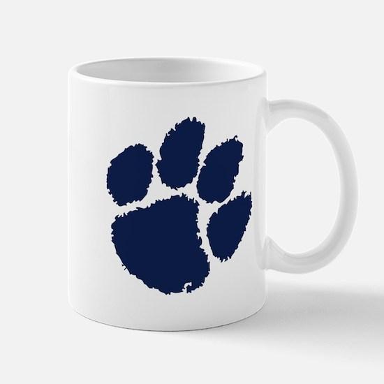 Cougar Paw Mugs