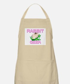 Rabbit Geek BBQ Apron